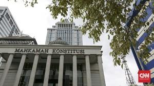 MK Terima 334 Gugatan Pemilu 2019, Termasuk Prabowo-Sandi