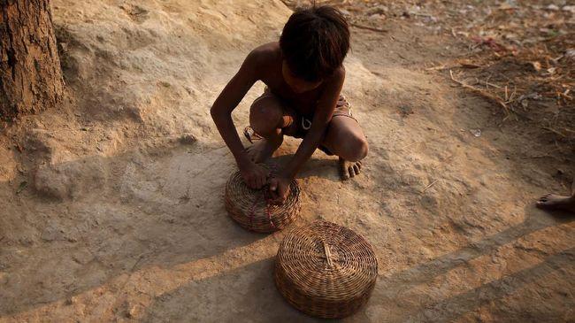 Murid di India ke Sekolah Tanpa Sadar Ada Ular dalam Tasnya