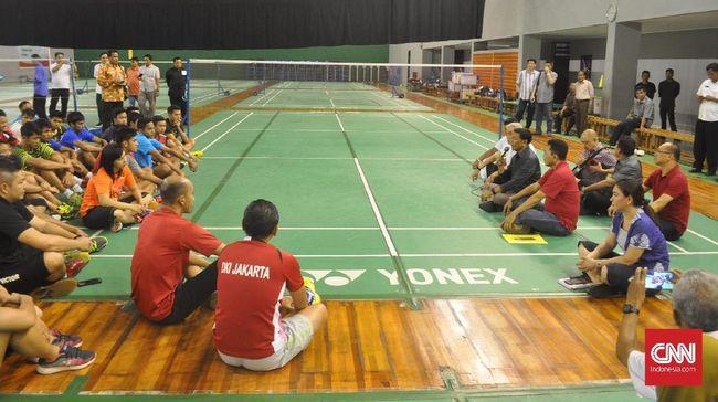 Kemenpora Desak Cabor Setujui Anggaran Asian Games