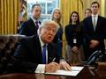 Menhan AS Sempat Peringatkan Trump soal Risiko Serang Suriah