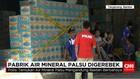 BPOM Banten Bongkar Pemalsu Air Mineral