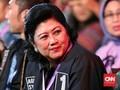 Ani Yudhoyono Sakit, Jokowi Kirim Bunga