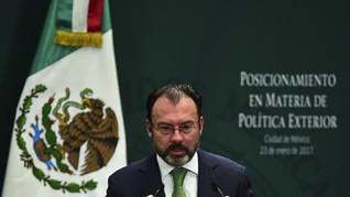 Meksiko Kecam Trump soal Kebijakan Pemisahan Anak Imigran