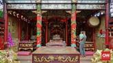 Berdiri sejak 1878, Vihara Tri Dharma Bumi Raya ini bisa dibilang sebagai tempat peribadatan tertua di Singkawang.