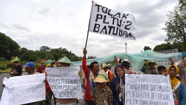 Jokowi Didesak Setop Kriminalisasi Aktivis 'Bendera Terbalik'