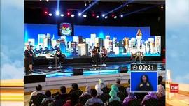 Janji 3 Kandidat Pemimpin untuk Jakarta