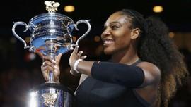 Serena Williams Lewati Torehan Titel Grand Slam Steffi Graf