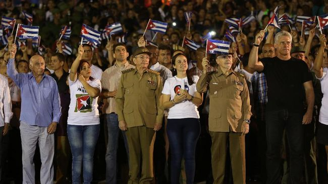 Kuba Gelar Referendum Konstitusi Februari 2019