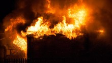 Kebakaran di Apartemen Vietnam, 13 Orang Tewas