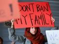 Aksi Demonstrasi di Bandara AS Menyusul Pelarangan Trump