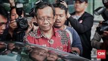 Mahfud MD Ingatkan Tim Prabowo, LPSK untuk Kasus Pidana Saja