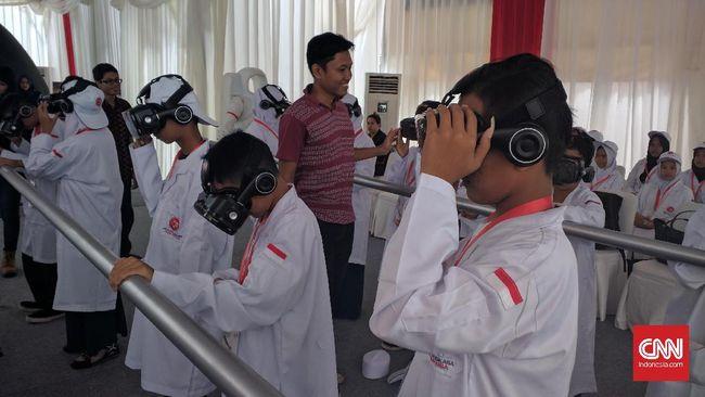Siswa yang Libur selama Asian Games Dapat Tugas Secara Online