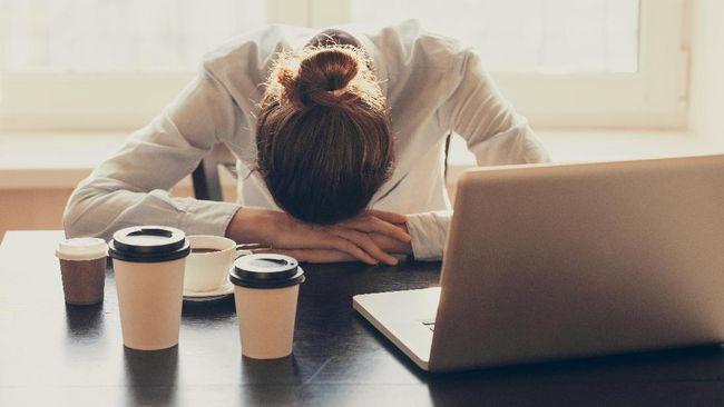 Kurang Tidur Berpotensi Lumpuhkan Kekebalan Tubuh