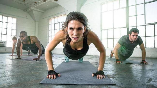 Perjuangan Cech 'Pangkas' Payudara dengan Diet dan Gym