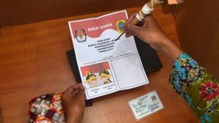 Pendaftaran Berakhir, 'Kotak Kosong' Warnai Pilkada 13 Daerah