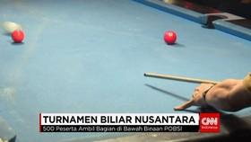 Turnamen Biliar Nusantara