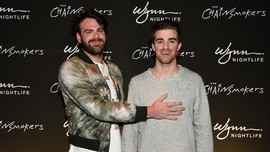 Garap Album Baru, The Chainsmokers Rehat dari Media Sosial
