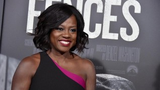 Viola Davis Bakal Jadi Michelle Obama di Serial First Ladies
