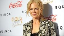 Nicole Kidman Ungkap Hal Membahagiakan dari 'Aquaman'