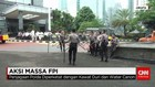 Polisi Kawal Aksi Massa FPI Jelang Pemeriksaan Rizieq