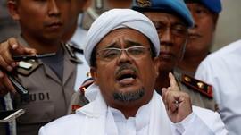 Rizieq Shihab Serukan Perlawanan Jika Ada Kecurangan Pemilu