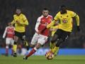 Babak I Arsenal Tertinggal 0-2 dari Watford