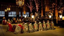 Trend Sewa Biksu di Jepang Meningkat