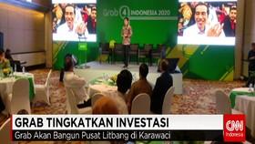 Grab Tingkatkan Investasi