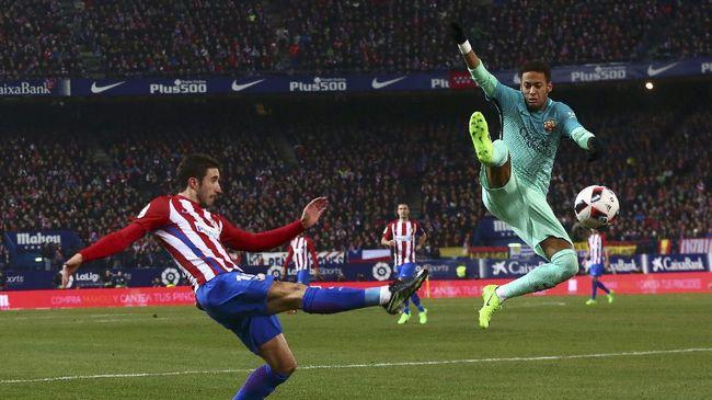 Neymar Kirim Sinyal Hijrah ke Manchester