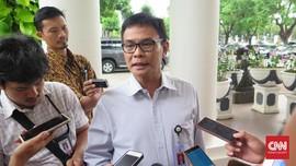 Istana Tak Ikut Campur Pergantian Ketua DPR