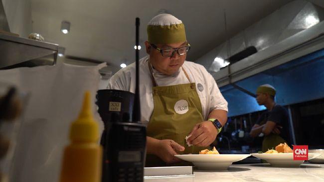 Chef Terbaik 2018 Versi CNNIndonesia.com