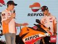 Pedrosa Sebut Marquez Rival Terberat