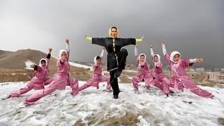 Kisah Wanita dan Wushu di Afghanistan