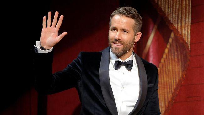 Ryan Reynolds Produksi Ulang 'Home Alone' versi Pecandu