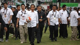 Menpora: Presiden Jokowi Serius Benahi Sepak bola Indonesia