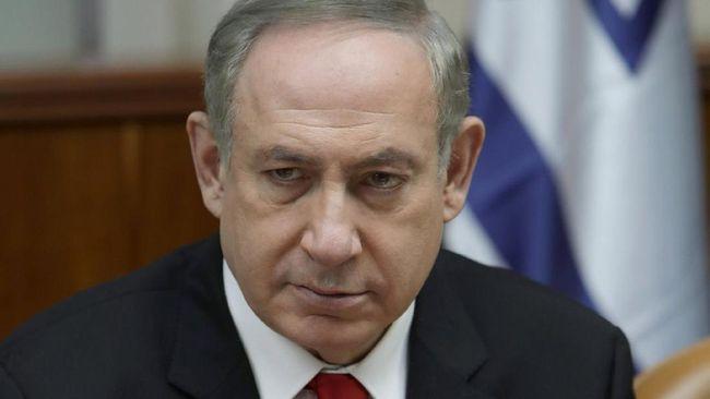 Polisi Israel Rekomendasikan Tuntut Netanyahu Terkait Korupsi