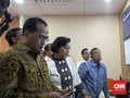 Sri Mulyani dan Darmin Ogah Komentar Soal Pemindahan Ibu Kota
