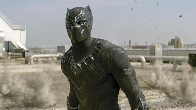 Musuh 'Black Panther' Muncul di Cuplikan Film Terbaru