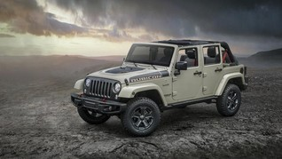 Jeep Ungkap Kemunculan Varian Terbaru untuk Pecinta Offroad