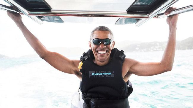Tak Ada Jalur Khusus Untuk Obama di Bandara Bali