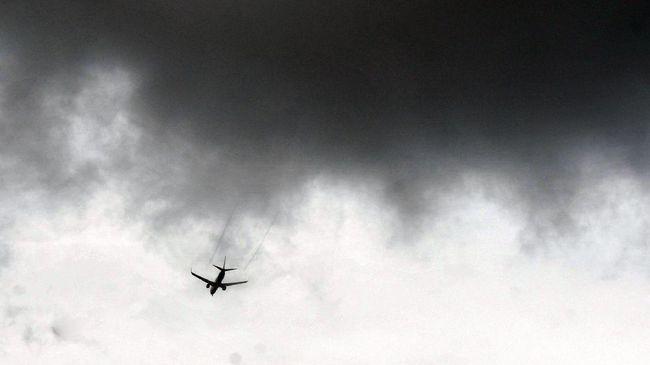 Pesawat Asing Dipaksa Mendarat di Batam