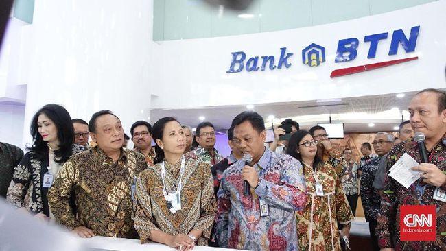 BBTN BTN Beberkan Modus Deposito Fiktif di Depan DPR