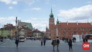 Kota-kota di Eropa yang sedang Naik Daun