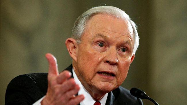 Dewan Perwakilan Minta Rapat soal Pemecatan Jaksa Agung AS