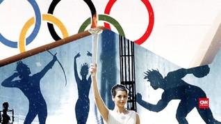 Siswa Indonesia Menang Desain Medali Olimpiade Pelajar 2018