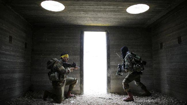 Delegasi Tentara Israel ke Rusia Bahas Terowongan Hizbullah