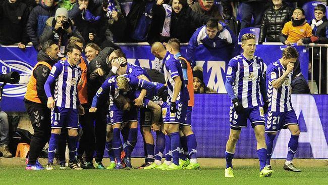 Klub La Liga Diklaim Tunggak Gaji Pemain Dua Bulan