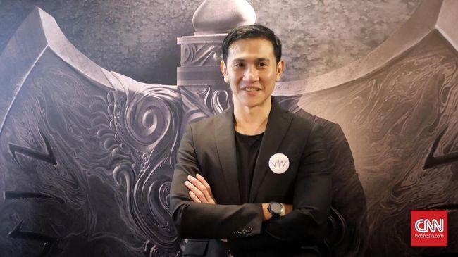 Cerita Vino Bastian tentang Ayahnya dan 'Wiro Sableng'