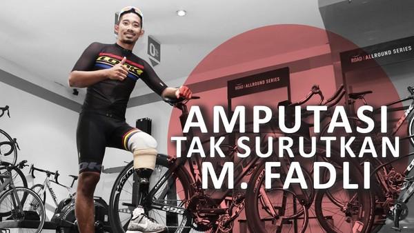 Amputasi Tak Surutkan M. Fadli