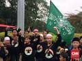Ikut Aksi 112, Brigade Ababil 'Galau' Soal Pemimpin Jakarta
